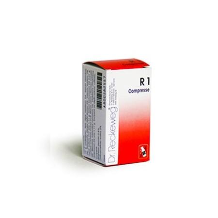 Dr.  Reckeweg R1 100 Compresse 0,1g - Farmapage.it