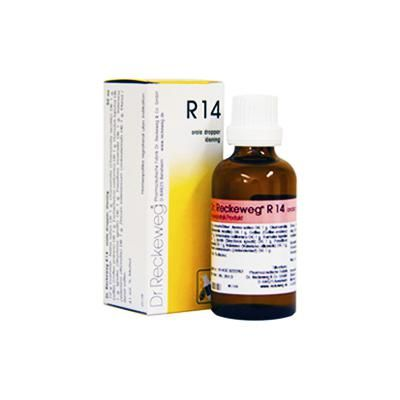 DR. RECKEWEG R14 GOCCE 22 ML - Farmapage.it