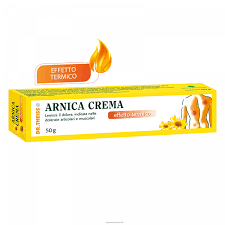 THEISS ARNICA POMATA RISCALDANTE 50 G - Spacefarma.it