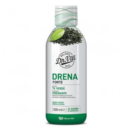 Dr. Viti Drena forte 500ml te verde - Iltuobenessereonline.it