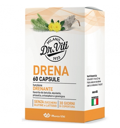 DRENA FORTE 60 CAPSULE - Farmafamily.it