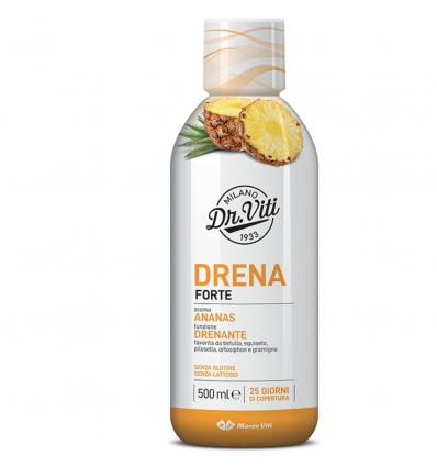 DRENA FORTE ANANAS 500 ML - Speedyfarma.it