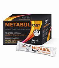 DRENAX METABOL FAST 20 STICK PACK - Farmaunclick.it