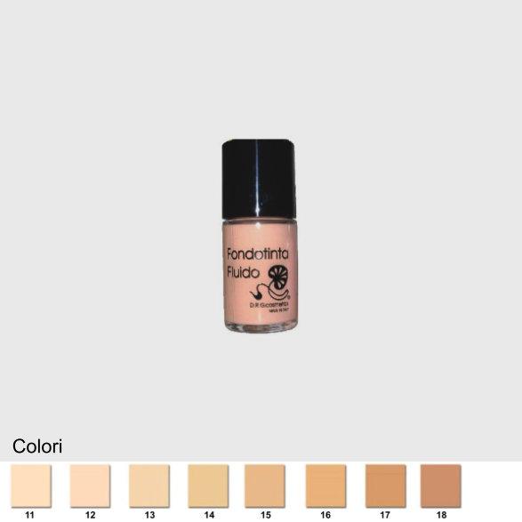 DRG Cosmetic Fondotinta Fluido 11 - Sempredisponibile.it