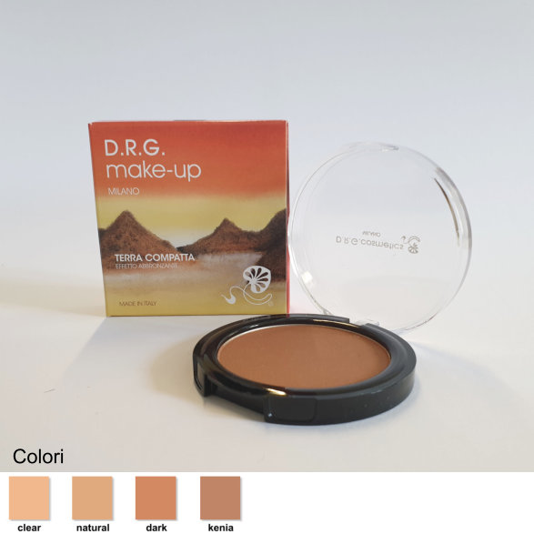 DRG Cosmetic Terra Compatta Dark - Sempredisponibile.it
