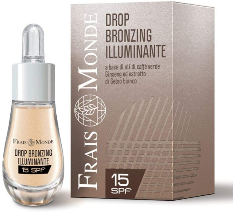 Frais Monde Drop Bronzing Illuminante Chiaro 1 15ml - Sempredisponibile.it