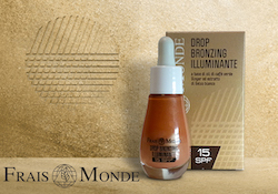 Frais Monde Drop Bronzing Illuminante Scuro 3 15ml - Sempredisponibile.it