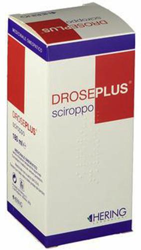 DROSEPLUS SCIR 180ML - Farmacia Centrale Dr. Monteleone Adriano