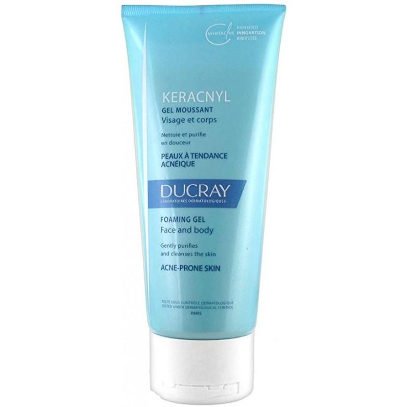 Ducray Keracnyl Gel Detergente 200ml - Farmaconvenienza.it
