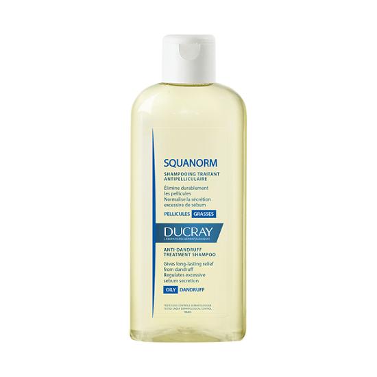 Squanorm Forfora Grassa Shampoo 200ml Ducray - Farmastar.it