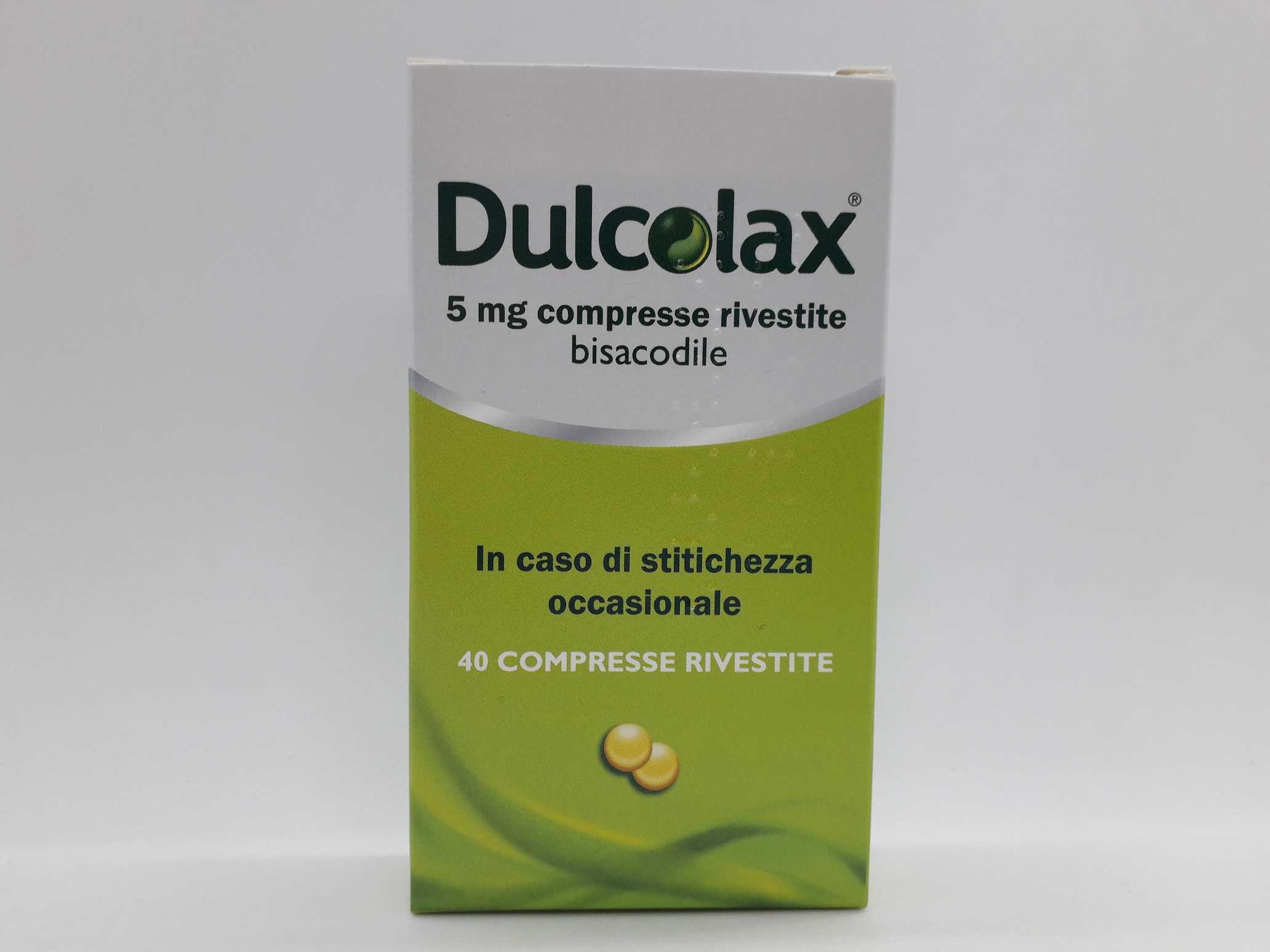 DULCOLAX*40CPR RIV 5MG - Farmaciaempatica.it