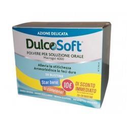 DULCOSOFT 20 BUSTINE BIPACK 1+1 - farmasorriso.com