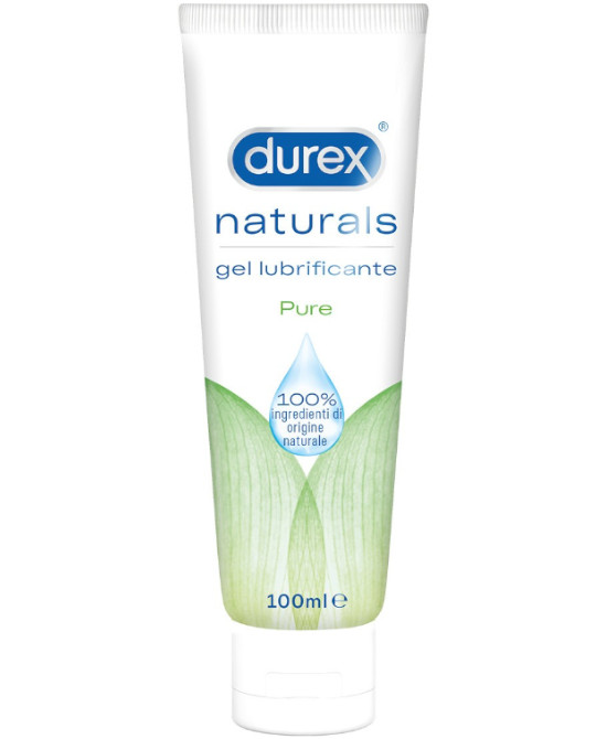 DUREX NATURAL GEL ALOE 100 ML - Farmaci.me