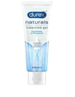 DUREX NATURAL GEL HYALURONIC ACID 100 ML - Farmacia 33