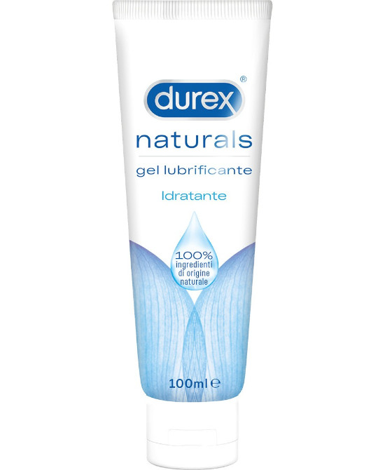 DUREX NATURAL GEL HYALURONIC ACID 100 ML - Farmaci.me