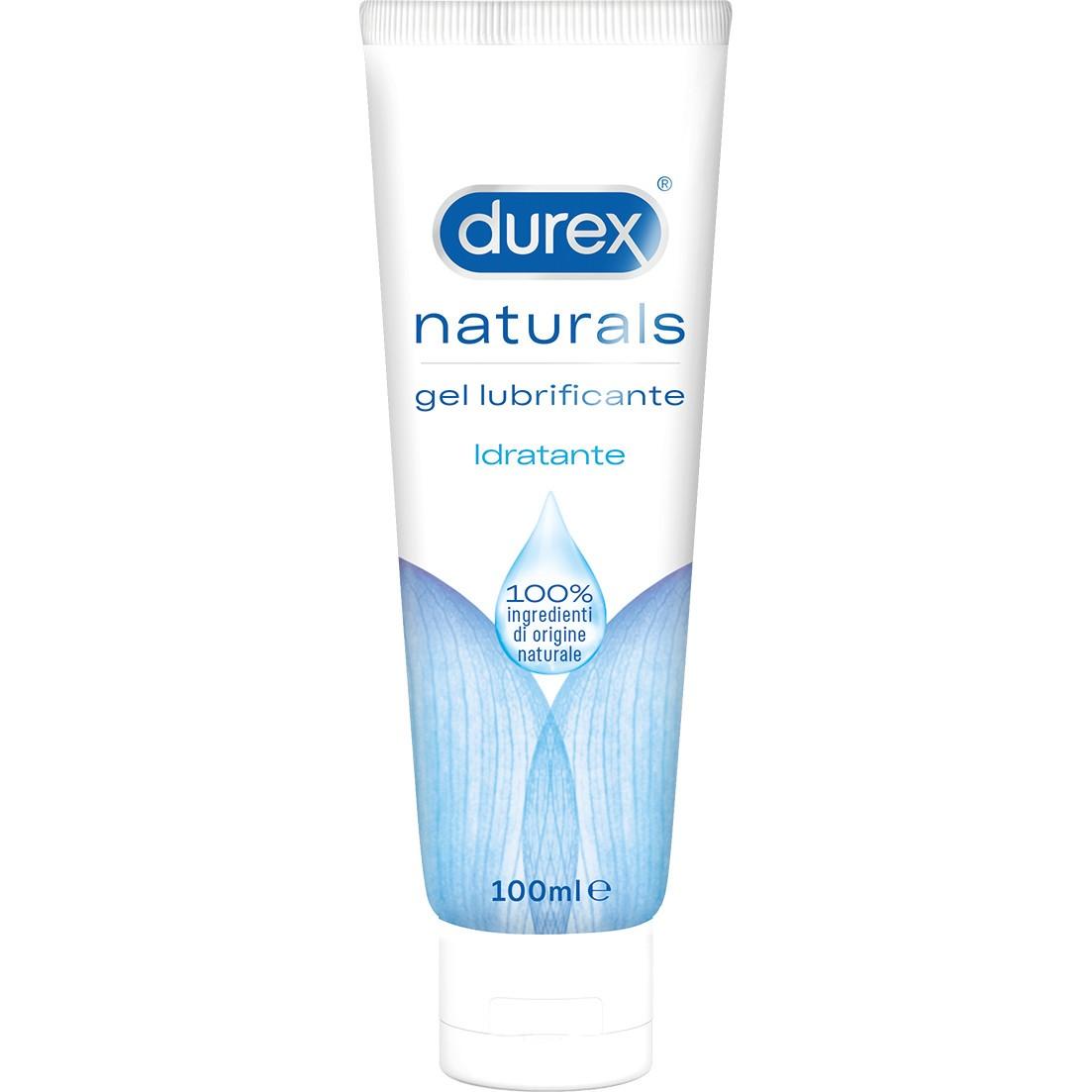 Durex Naturals Gel Lubrificante Idratante 100ml - Sempredisponibile.it