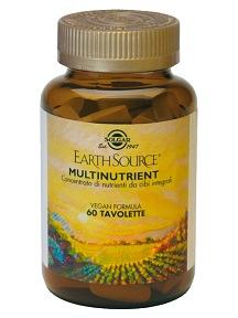 Earth Source Multinutrient 60 Tavolette - Farmalilla
