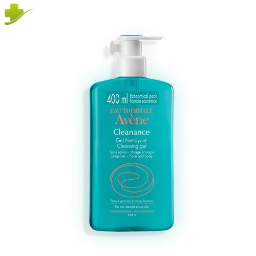 AVENE EAU THERMALE AVENE CLEANANCE GEL DETERGENTE 400 ML - Farmastar.it