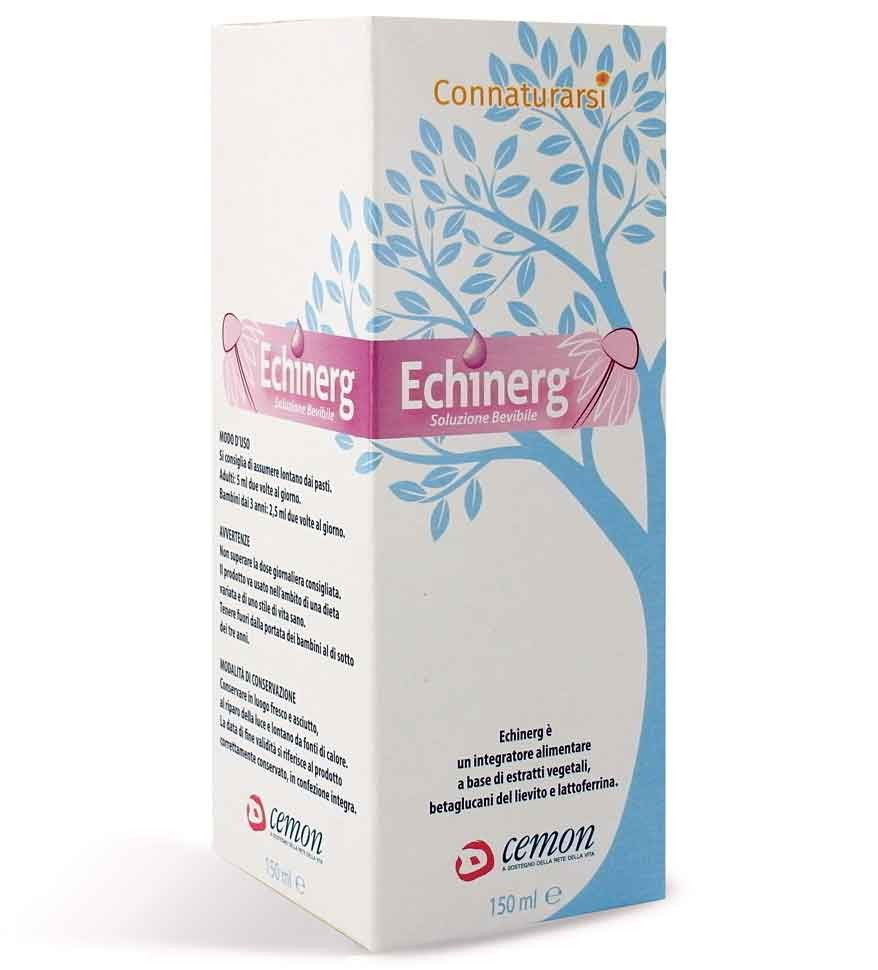 ECHINERG 150 ML - Zfarmacia