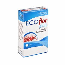 ECOFLOR PLUS 7 BUSTINE 7 G - Farmapage.it