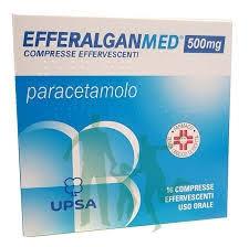 EFFERALGANMED*16CPR EFF 500MG - Farmafamily.it