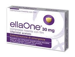 ELLAONE*1CPR RIV 30MG - farmaciadeglispeziali.it