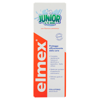 Elmex Collutorio Junior 400ml