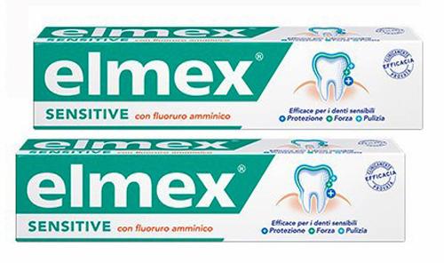 ELMEX DENTIF SENSITIVE 2 X 100 ML - Farmacia Centrale Dr. Monteleone Adriano