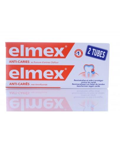 ELMEX DENTIFRICIO  75 ML X 2 PEZZI - FARMAPRIME