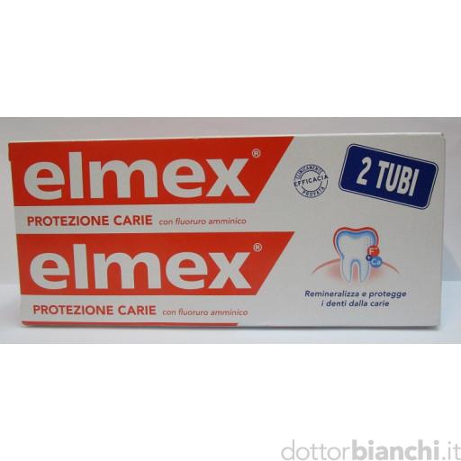 ELMEX DENTIFRICIO SENSITIVE 75 ML X 2 PEZZI - Farmaciasconti.it
