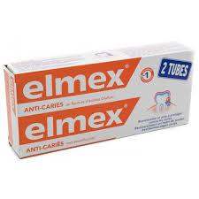 ELMEX PROTEZIONE CARIE 2X75ML - Farmabaleno