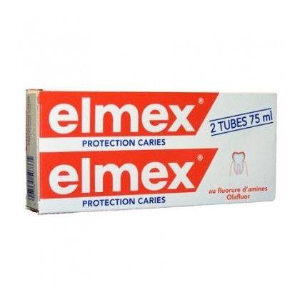 ELMEX PROTEZIONE CARIE 2 X 75 ML - Zfarmacia