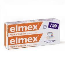 ELMEX PROTEZONE CARIE 75 ML X 2 PEZZI - Farmacento