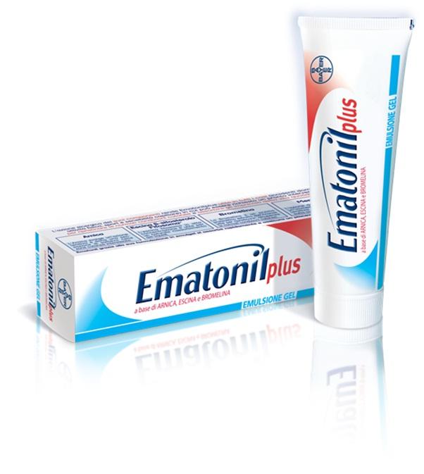 EMATONIL PLUS EMULSIONE GEL 50 ML - Farmacia33