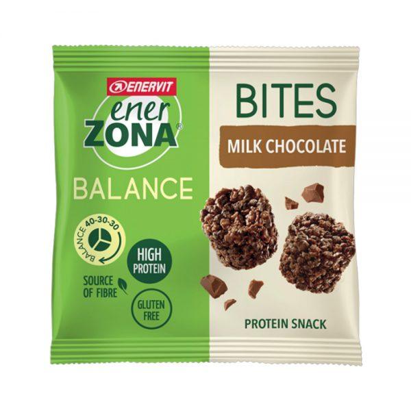 EnerZona Bites Milk Chocolate 24g - Arcafarma.it