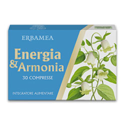 ENERGIA & ARMONIA 30 COMPRESSE - Farmapage.it