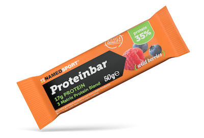 Energybar Fruit Bar Wild Berries 35 g - Farmalilla