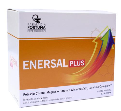 TuaFarmaOnline Enersal Plus Integratore Alimentare Energetico 20 bustine - La tua farmacia online