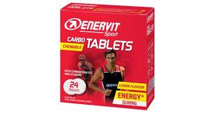 ENERVIT Carbo Tablets 24 TAVOLETTE - Spacefarma.it
