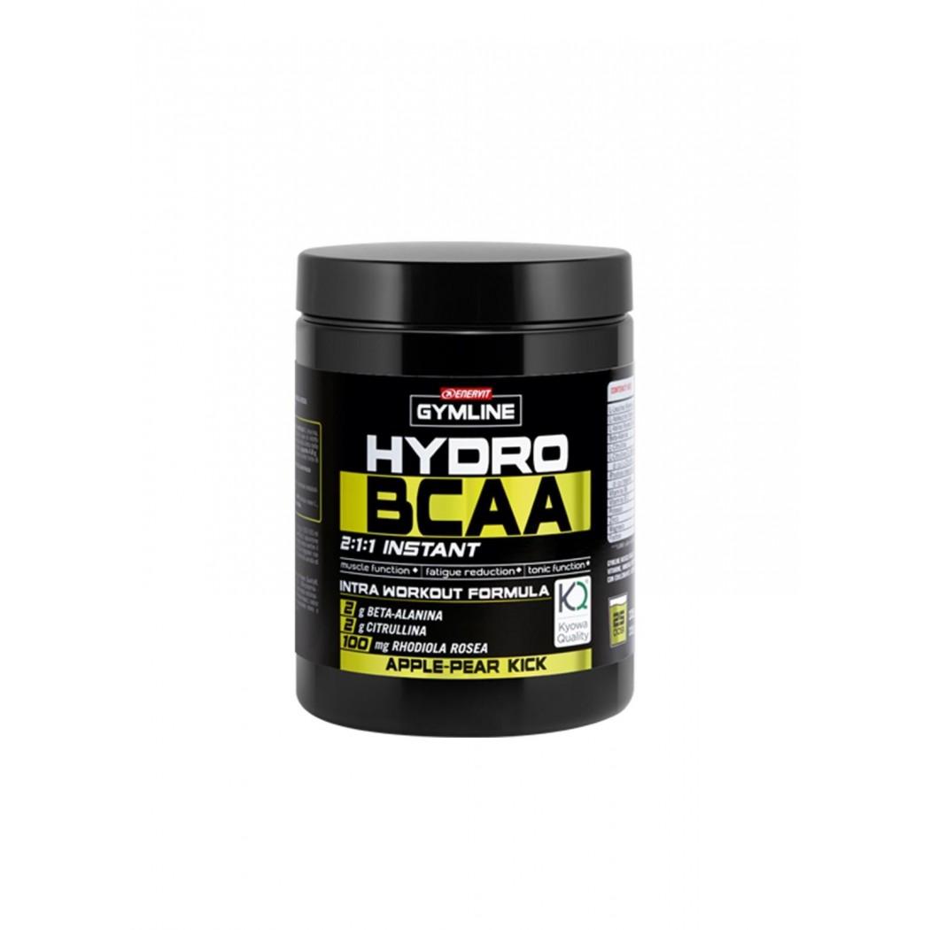 ENERVIT GYMLINE MUSCLE HYDRO BCAA INSTANT APPLE & PEAR POLVERE 335 G - Farmaconvenienza.it