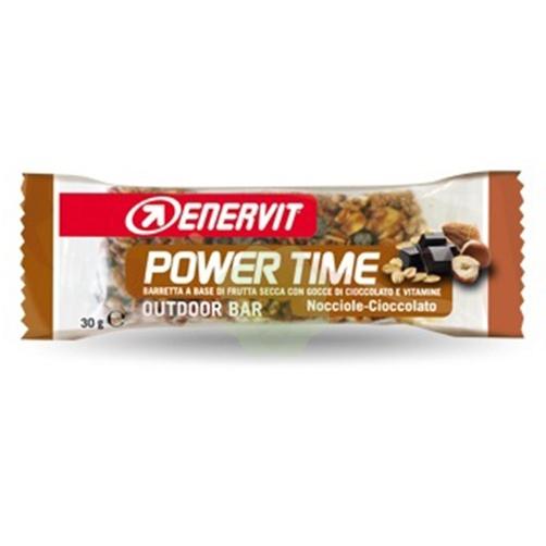 ENERVIT POWER TIME BARRETTA SENZA GLUTINE AL CIOCCOLATO 1 PEZZO - Farmafirst.it
