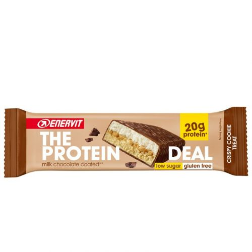 ENERVIT PROTEIN DEAL COOKIE 55 G - Farmaconvenienza.it
