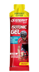 ENERVIT SPORT GEL ISOTONICO GRAPEFRUIT 60 ML scad. 01/21 - Spacefarma.it