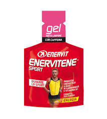 Enervitene Sport Gel Mini Pack Lampone 25 ml - Farmacia 33