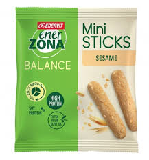 ENERZONA BREAD STICK SESAME 22 G - Farmastar.it