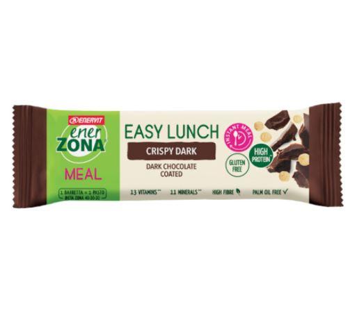 ENERZONA EASY LUNCH CRISPY DARK 58 G - Farmafirst.it