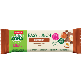 ENERZONA EASY LUNCH HAZELNUT BARRETTA 58 G - Farmalilla
