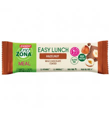 ENERZONA EASY LUNCH HAZELNUT BARRETTA 58 G - farmaciafalquigolfoparadiso.it