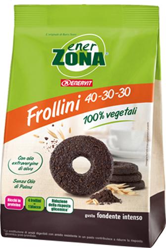 ENERZONA FROLLINI GUSTO FONDENTE INTENSO 250 G - Farmacia Centrale Dr. Monteleone Adriano