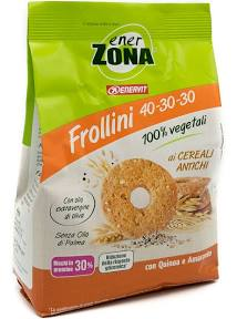 ENERZONA FROLLINI VEG CEREALI ANTICHI 250 G - Farmastar.it